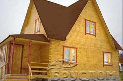 Дом 10х8 с террасой