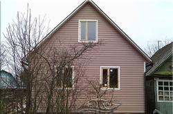 Дом каркасный 6х8